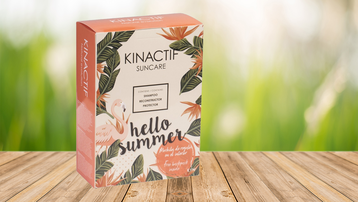 "10 kits SUNCARE ""Hello Summer"""