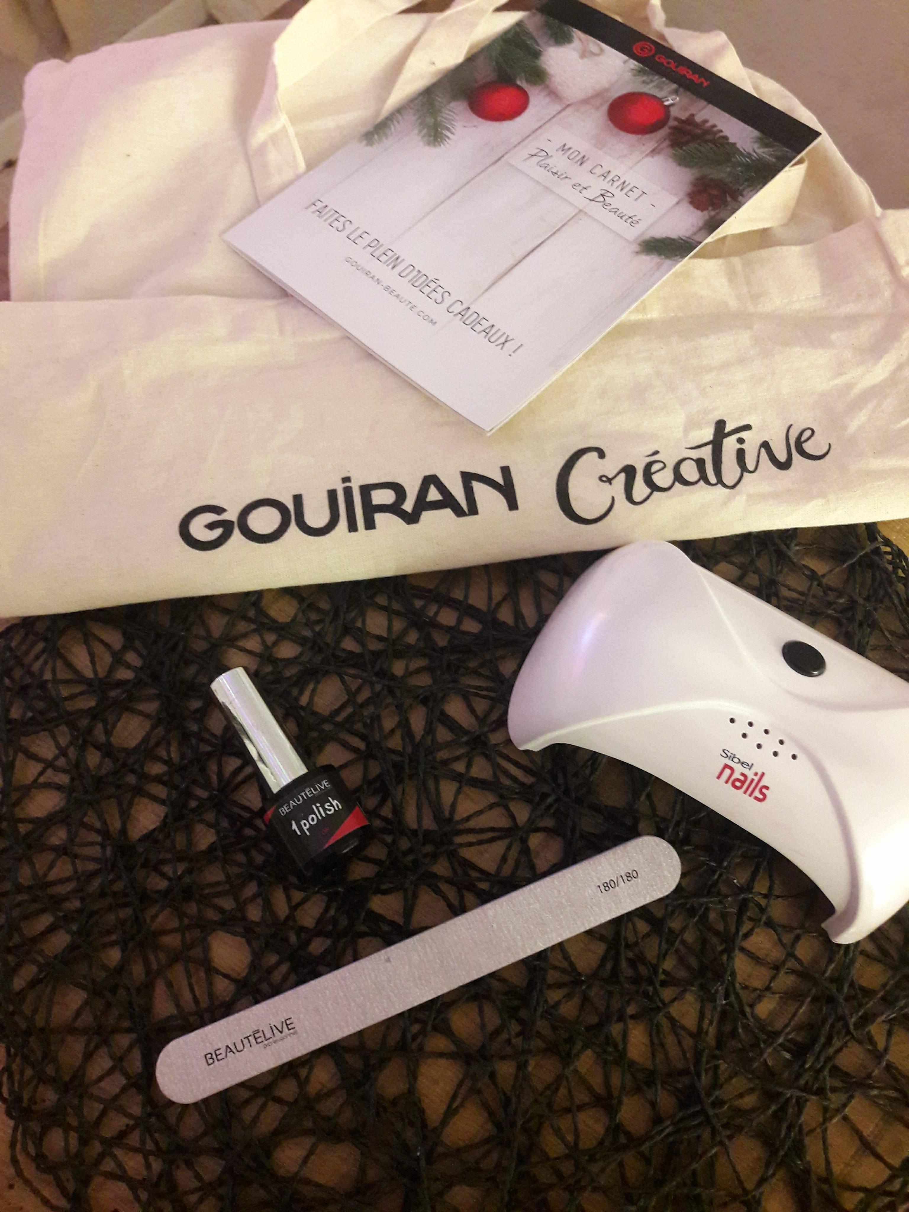 Test Gouiran Avec Permanente Semi Beautélive Créative Manucure De tQsdhr