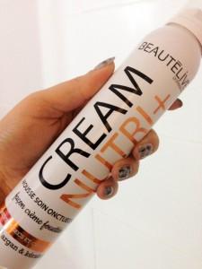 Nutri Cream + Beauté Live