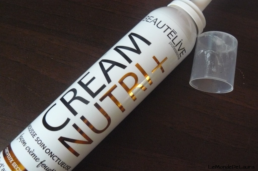 cream nutri+ beautélive