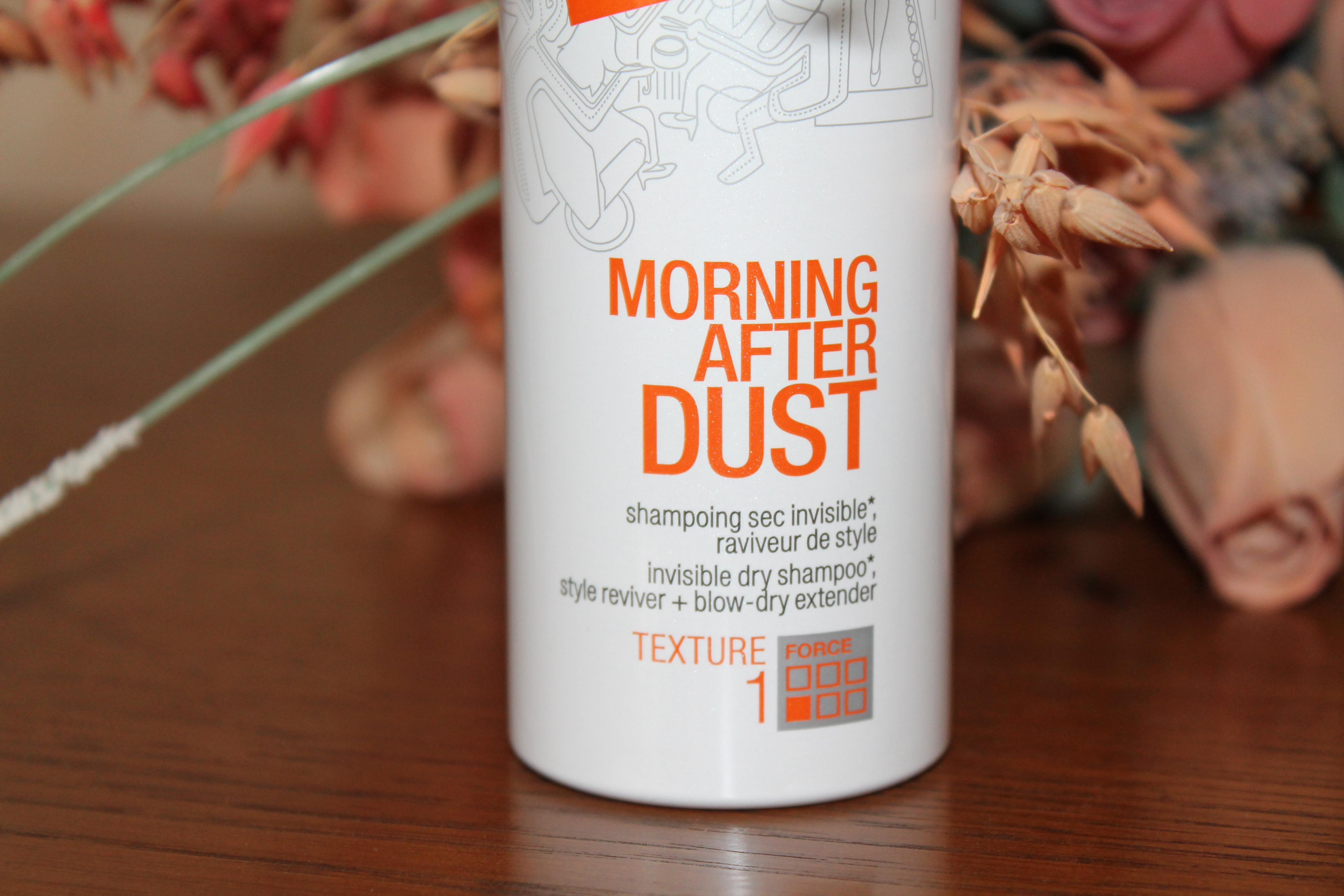 Morning After Dust