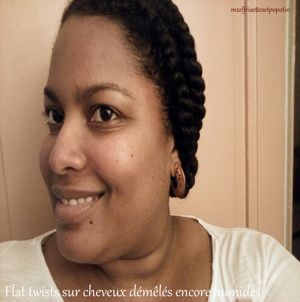 le spray miracle creator et mes cheveux cr233pus