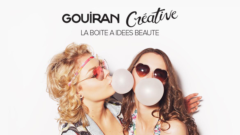 Gouiran Beauté lance la première plateforme de co-création de produits  cosmétiques ! - Gouiran Beauté Le Mag'
