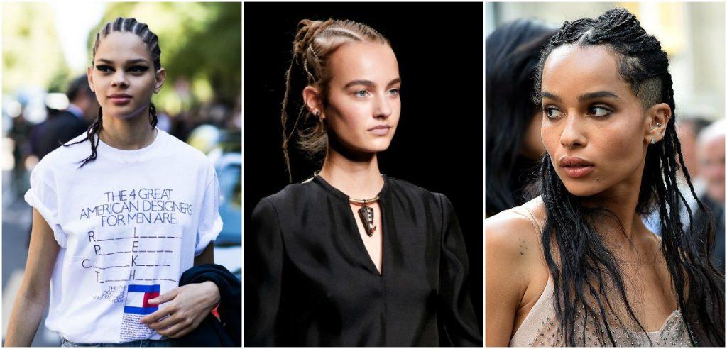 La tresse africaine : tendance coiffure 2018