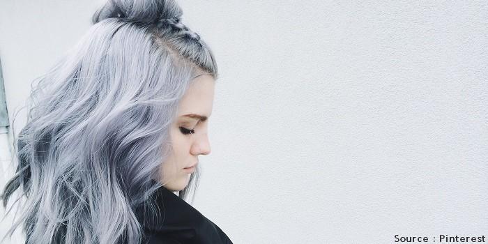 Comment Avoir Les Cheveux Gris Gouiran Beaute Le Mag