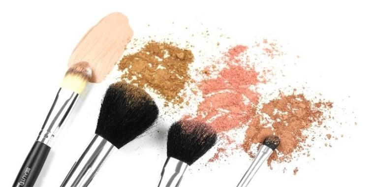 Pinceaux maquillage Beautélive