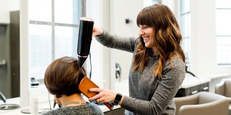 Premier salon de coiffure