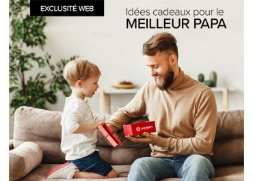 Quel cadeau offrir pour la fête des pères?
