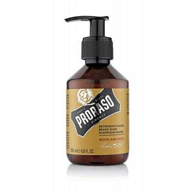 pour la fête des pères, ce shampoing pour barbe va bien la nettoyer et la nourrir.