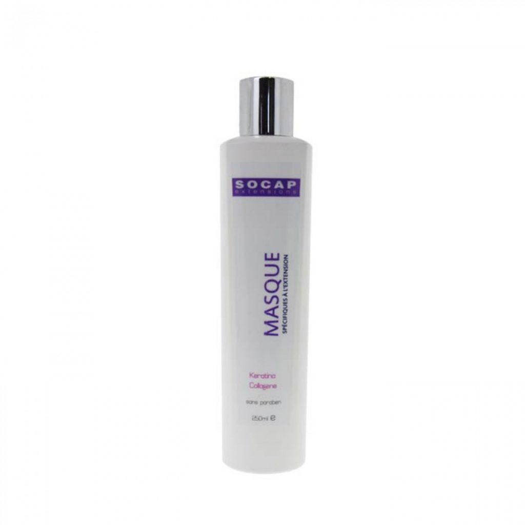 Masque spécifique pour extensions de cheveux