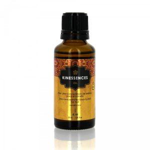 Huile elixir nutrition et brillance Kinessences de Kin Cosmetics