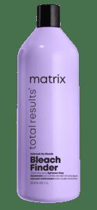 bleach finder unbreak my blonde matrix