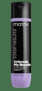 conditioner unbreak my blonde matrix
