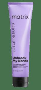 traitement unbreak my blonde matrix