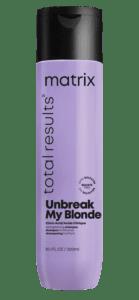 shampoo unbreak my blonde matrix