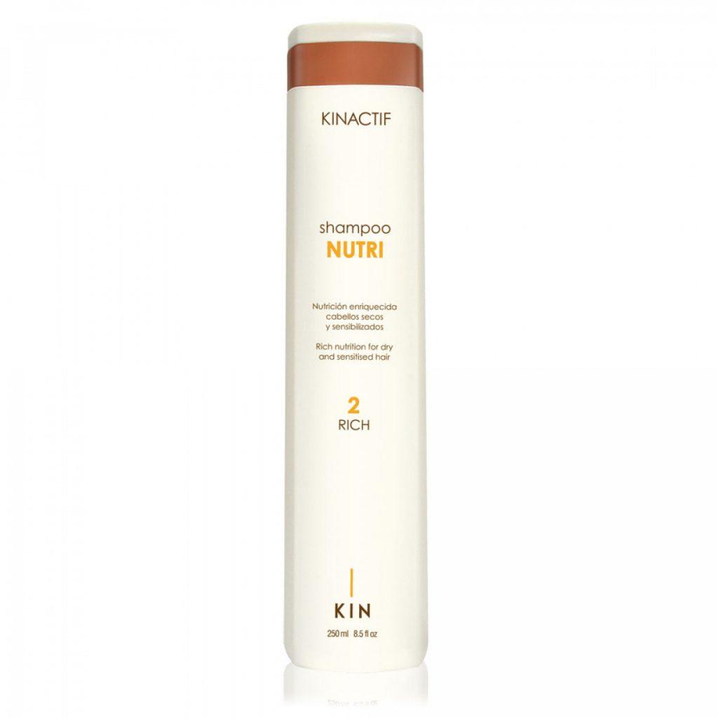 Shampoing nourrissant Nutri 2 par Kin Cosmetics